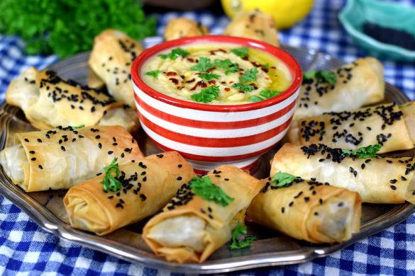 recept vegetarisk plockmat