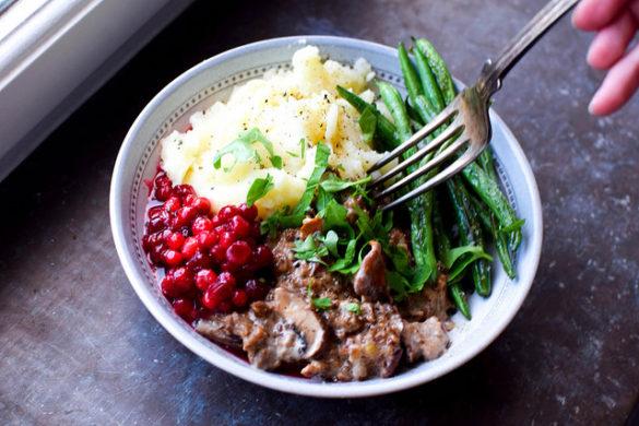 vegetarisk husmanskost recept