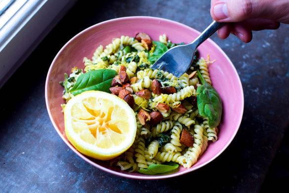 vegan recept middag