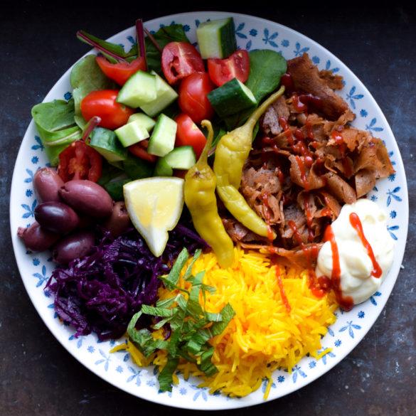 vegansk mat blogg